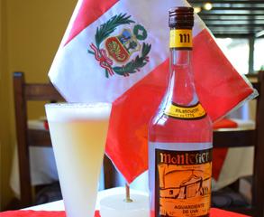 Pisco original peruano